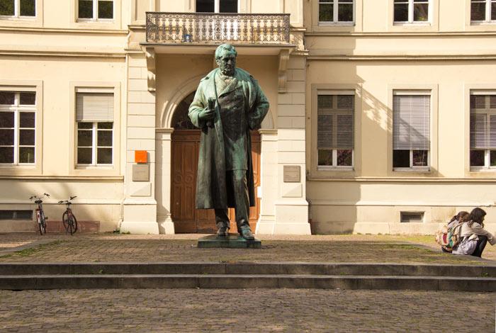 Bunsenplatz Heidelberg