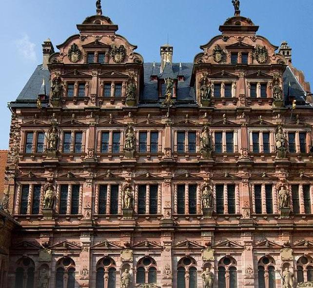 Friedrichsbau Schloss Heidelberg