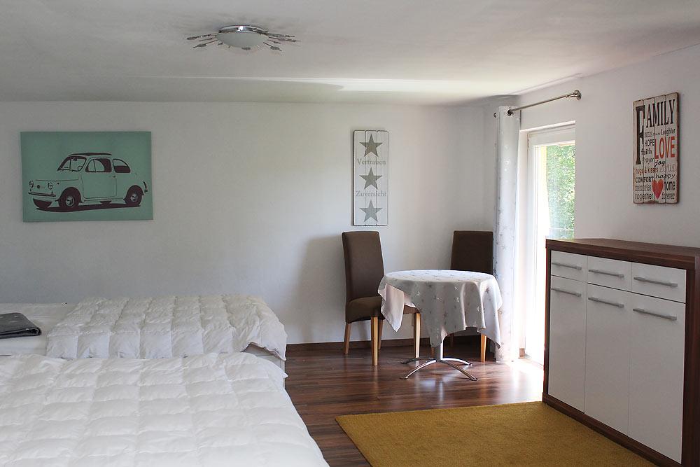 Ferienwohnung Grosses Zimmer